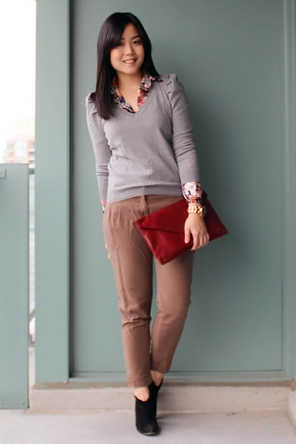 Beige Outfit