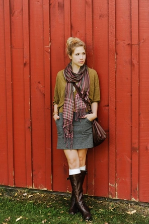 Full fledged fall style