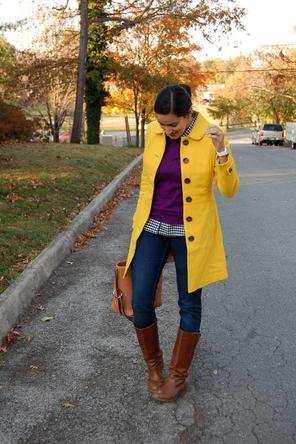 Bright Jacket + Boots