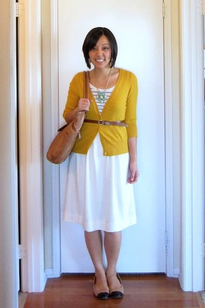 Yellow Outfit Photo